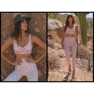 💕SPELL & THE GYPSY💕 Wild Thing Legging & Bra Set